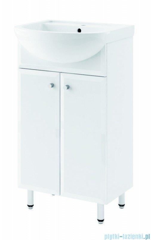 Aquaform Dallas szafka podumywalkowa 50cm biały 0401-530107