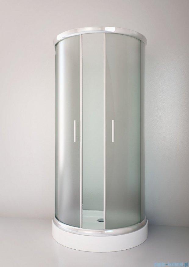 Sea Horse Sigma kabina 100x80cm chinchilla BK002/3/X+brodzik prysznicowy BKB022/X
