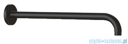 Grohe Ondus Rainshower ramię prysznica 38cm velvet black 28361KS0