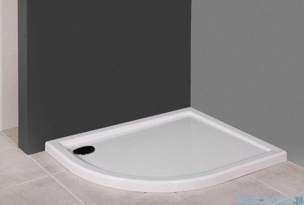 Schedpol Corrina Brodzik akrylowy asymetryczny prawy 85x120x3/6cm 3.074