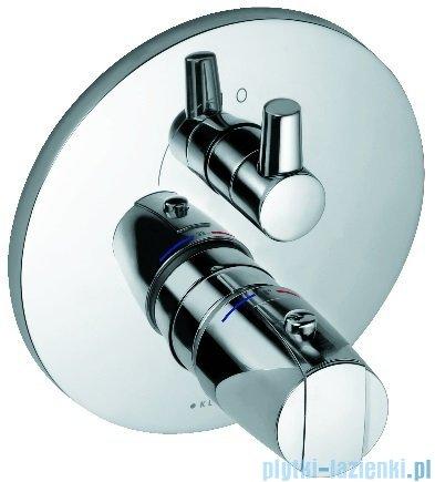 Kludi Mx/Objekta Podtynkowa bateria natryskowa z termostatem chrom 358350538