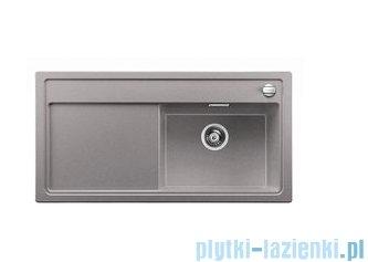 Blanco Zenar XL 6 S  Zlewozmywak Silgranit PuraDur komora prawa kolor: alumetalik z kor. aut. i szklaną deską do krojenia 519273
