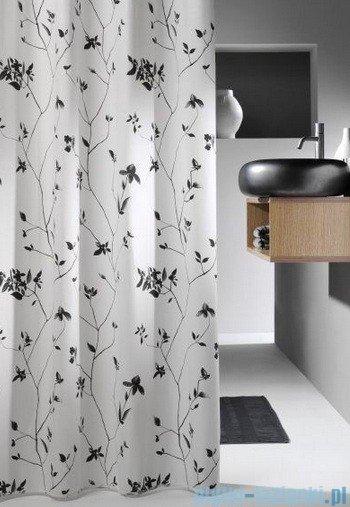 Sealskin Gypso zasłona prysznicowa tekstylna 180x200cm 232681319