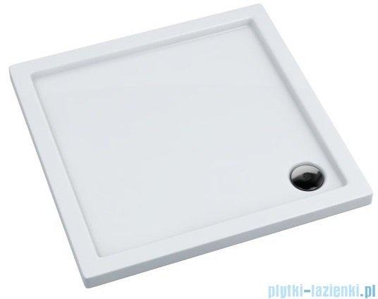 Alterna brodzik akrylowy kwadratowy 80x80x5,5 cm ALTN-952595