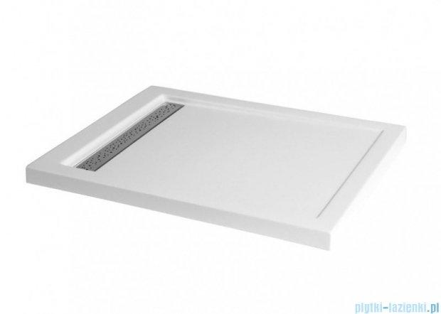 Polimat West brodzik akrylowy posadzkowy 120x80cm 00147