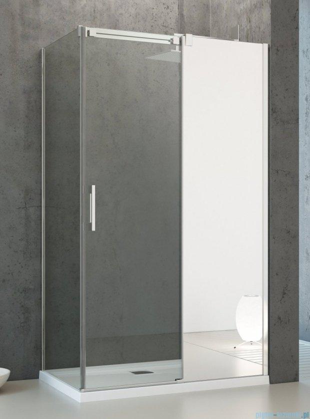 Radaway Espera KDJ Mirror kabina prysznicowa 140x80 prawa szkło przejrzyste 380134-71R/380148-01L