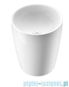 Marmorin Lara umywalka nablatowa 40x40 biały 665040020010