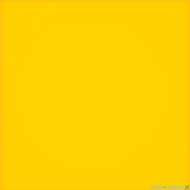 Tubądzin Pastel żółty mat płytka ścienna 20x20