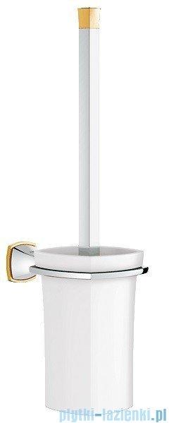 Grohe Grandera szczotka toaletowa kpl. chrom/złoty 40632IG0