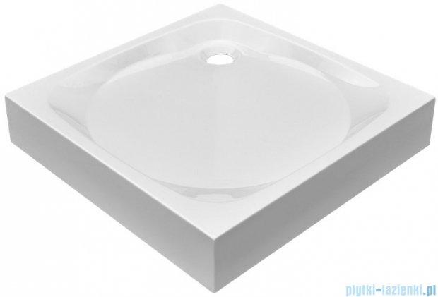 Atrium Reno brodzik kwadratowy 80x80 cm QS2-80