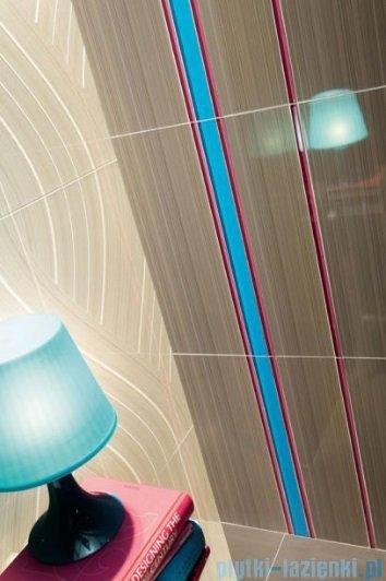 Tubądzin Helium wave dekor ścienny 29,8x59,8