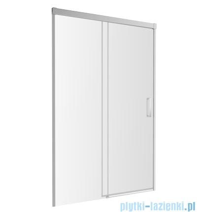 Omnires Sohi drzwi prysznicowe 120x200cm szkło przezroczyste CLP12X