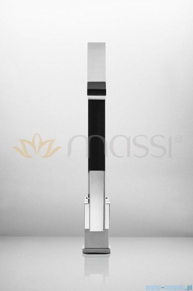 Massi Toscana bateria umywalkowa chrom MSBU-F006