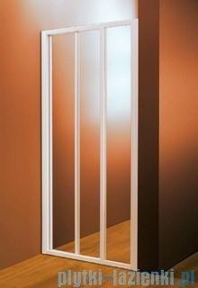 RAVAK Drzwi prysznicowe SUPERNOVA ASDP3 - 120 białe transparent 00VG0102Z1