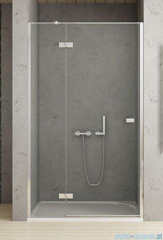 New Trendy Reflexa 120x200 cm drzwi wnękowe lewa przejrzyste EXK-1212