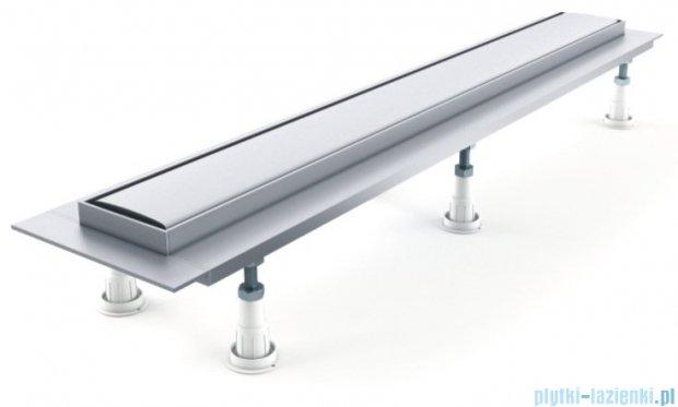 Schedpol odpływ liniowy ruszt satyna 60x8x9,5cm OLSA60/ST