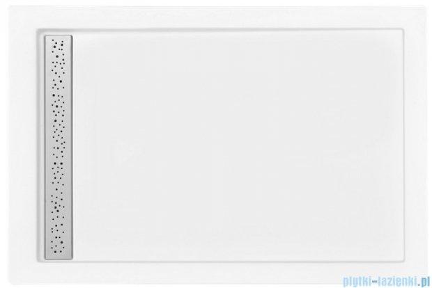 Atrium Lambro brodzik prostokątny 100x80 cm QV3-100