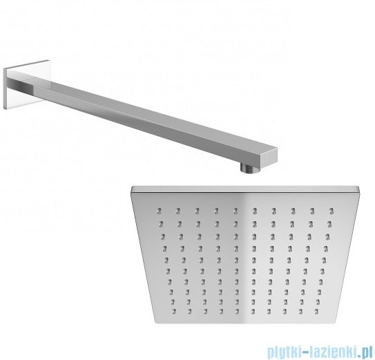 Kohlman Axis podtynkowy zestaw prysznicowy ALE01
