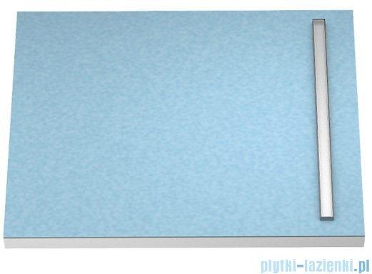 New trendy brodzik podpłytkowy kwadratowy 90x90x5 cm B-0369