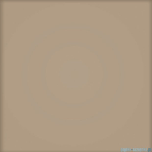 Tubądzin Pastel cappucino mat płytka ścienna 20x20