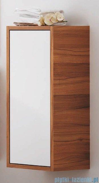 Antado Grande słupek niski z blatem lewy 40x32x90cm orzech Dijon+biały GR-165L-3734/WS