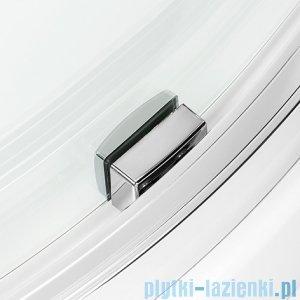 New Trendy kabina prysznicowa asymetryczna Luxia 120x85cm przejrzyste EXK-1152