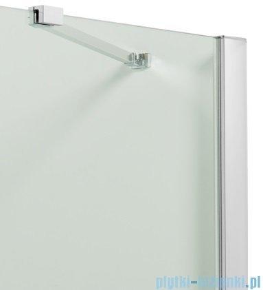 Omnires Manhattan kabina prostokątna 3M™ Easy Clean 80x100x195cm szkło przejrzyste ADC81X LUX-T