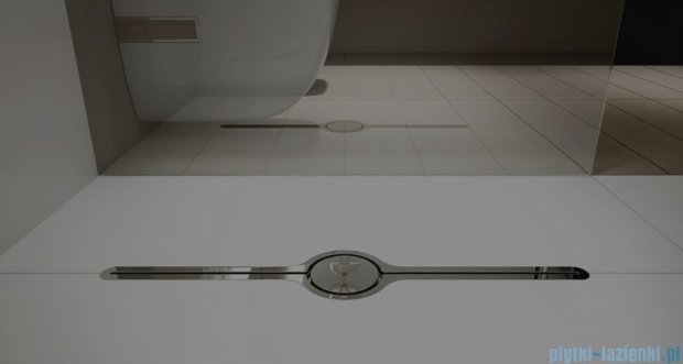 Wiper Eye-drain A2 Massimo Odpływ prysznicowy 90 cm mat Eye-drainMASSIMOA2_900Mat