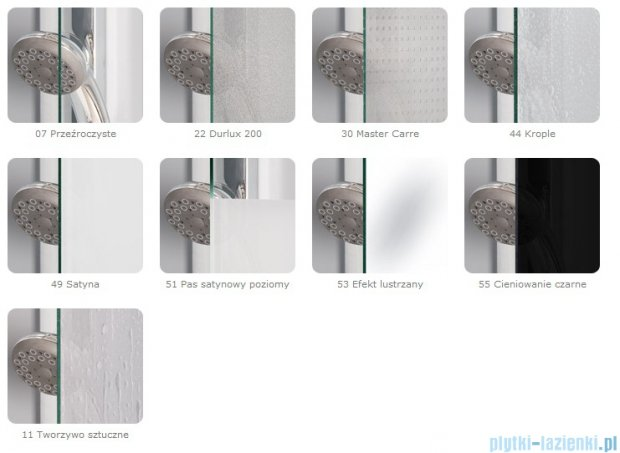 SanSwiss Pur Light S PLST Ścianka boczna 90cm profil połysk szkło przejrzyste PLST0905007