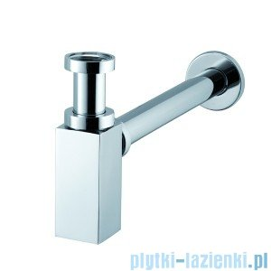 KFA Syfon butelkowy umywalkowy PREMIUM CLASS chrom 600-002-00