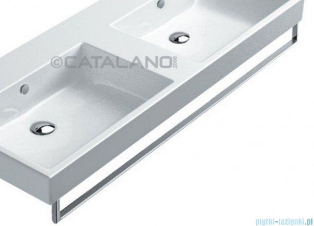 Catalano Zero reling do umywalki 120 cm Chrom 5P125N00