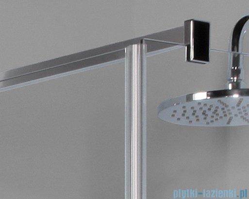 Sanplast kabina narożna prostokątna KNDJ2/PRIII-100x110 100x110x198 cm przejrzyste 600-073-0320-38-401