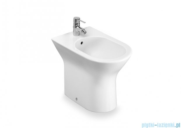 Roca Nexo bidet stojący biały Maxi Clean A35764000M