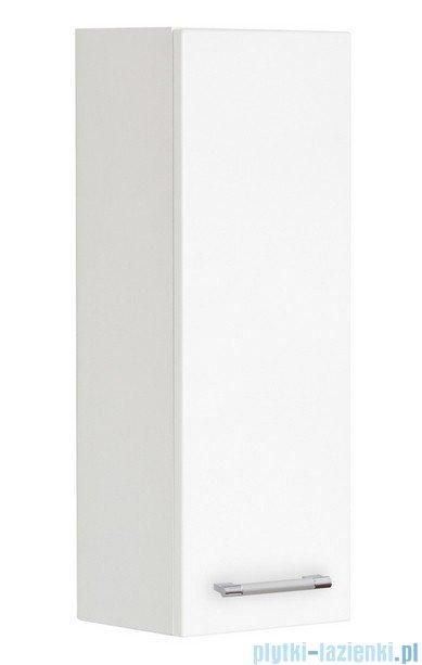 Antado Prima Szafka wisząca 30x24x84 biały połysk BFM-127