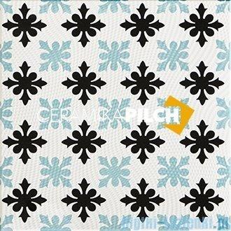 Pilch Amelia 1 dekor podłogowy 33x33