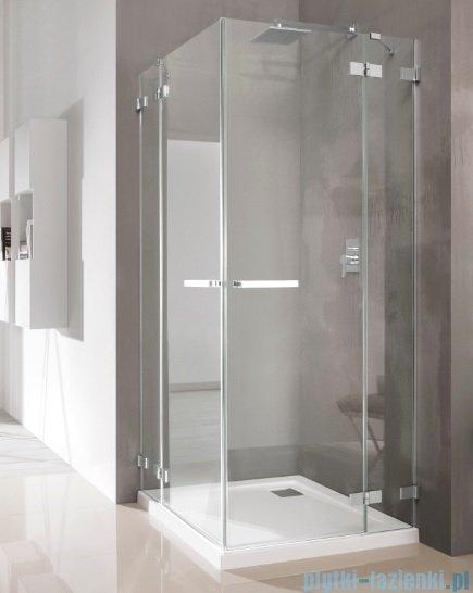 Radaway Euphoria KDD Kabina prysznicowa 90 część prawa szkło przejrzyste 383060-01R