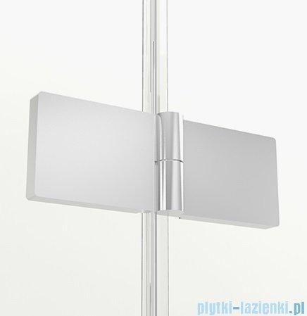 New Trendy New Renoma drzwi wnękowe 100x195 cm przejrzyste lewa D-0099A