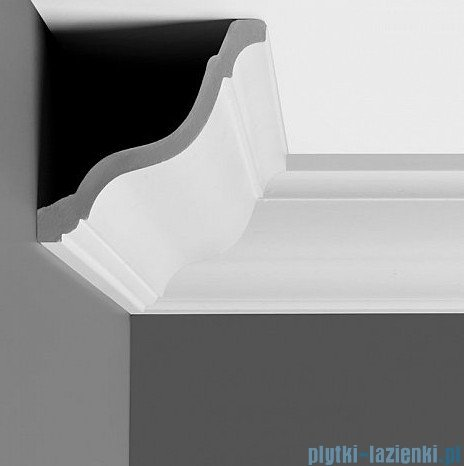 Dunin Wallstar listwa sufitowa gładka 8x8x200cm CET-081