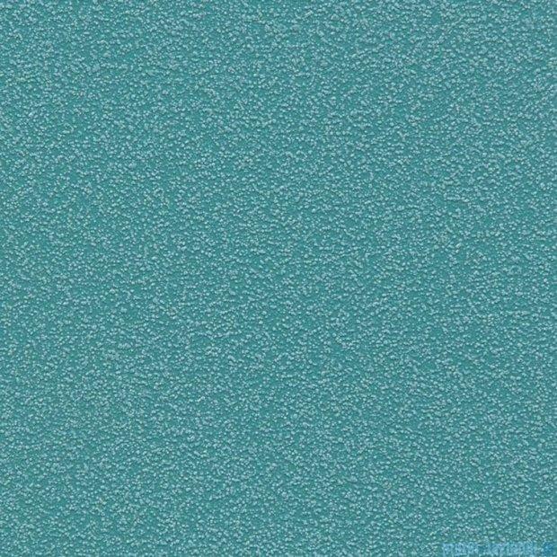 Tubądzin Mono turkusowe płytka podłogowa 20x20
