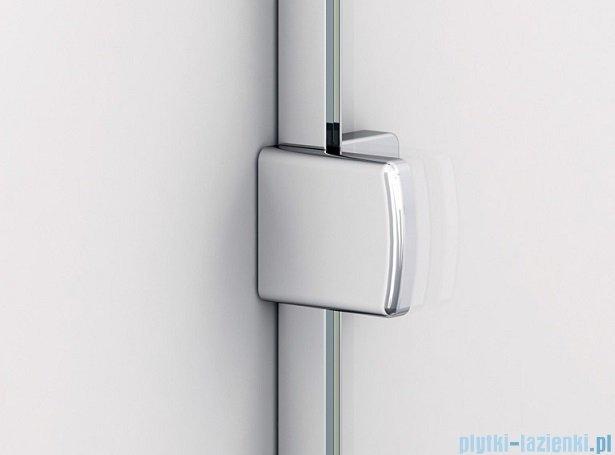 SanSwiss Melia MET1 ścianka prawa wymiary specjalne 30-90/do 200cm przejrzyste MET1ADSM11007