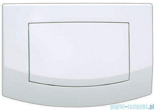 Tece Przycisk spłukujący do WC Teceambia biały 9.240.100