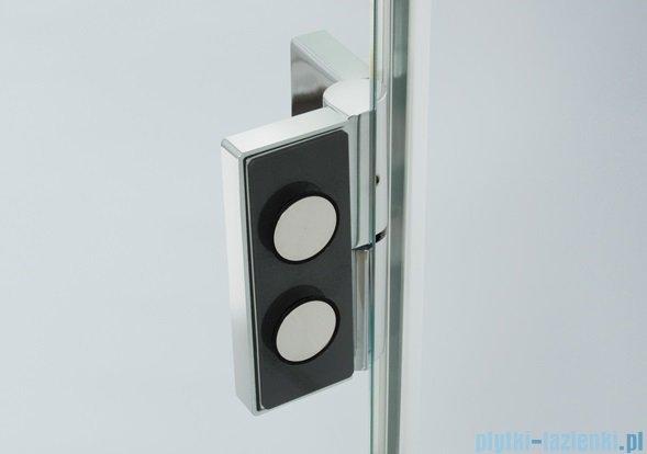 Sanplast kabina narożna prostokątna prawa przejrzyste  KNDJ2P/AVIV-80x90 80x90x203 cm 600-084-0120-42-401