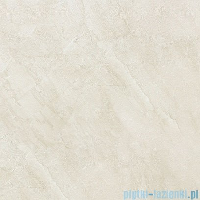 Tubądzin Obsydian white płytka podłogowa 44,8x44,8
