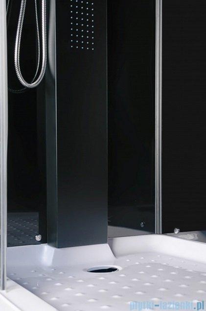 NOVOTERM kabina natryskowo-masażowa PRAWA 120x80  SPA