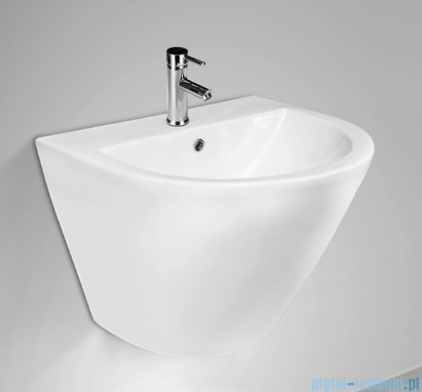 Massi Decos umywalka wisząca 52x43cm biała MSU-K9376
