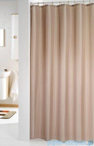 Sealskin Madeira mocca zasłona prysznicowa tekstylna 120x200cm 238501165