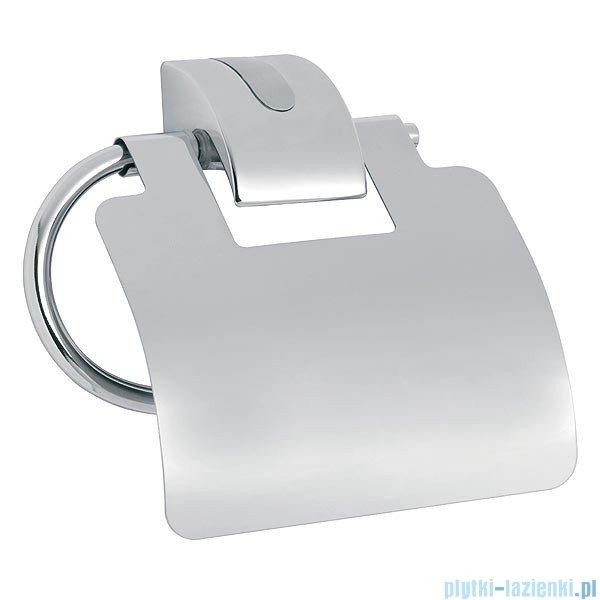 Ferro Cascata Uchwyt na papier toaletowy chrom/satyna E15