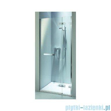 Koło Next Drzwi wnękowe 120cm Prawe z relingiem HDRF12222R03R