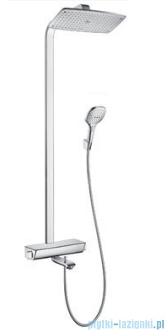 Hansgrohe Komplet prysznicowy Raindance Select E 360 1jet do wanny DN15 chrom 27113000