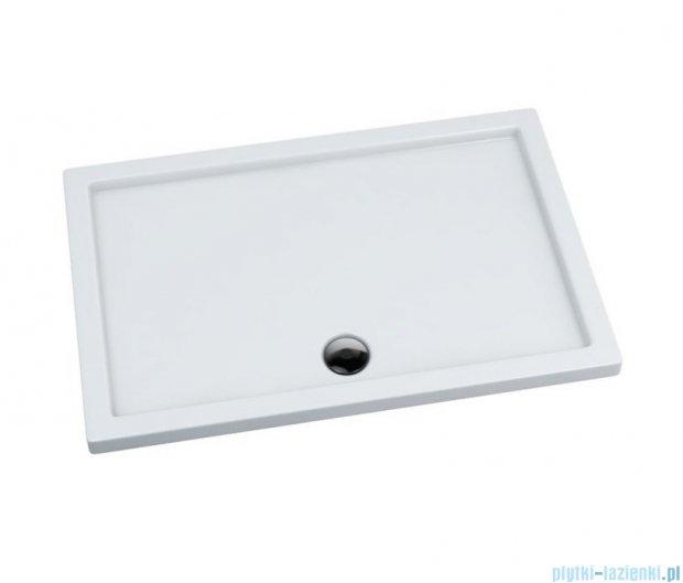 Schedpol Corrina brodzik akrylowy prostokątny 140x90x5,5cm 3.047